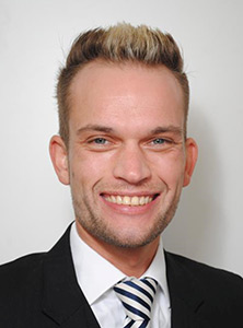 Kontaktlinsenmeister Vinzent Brucker
