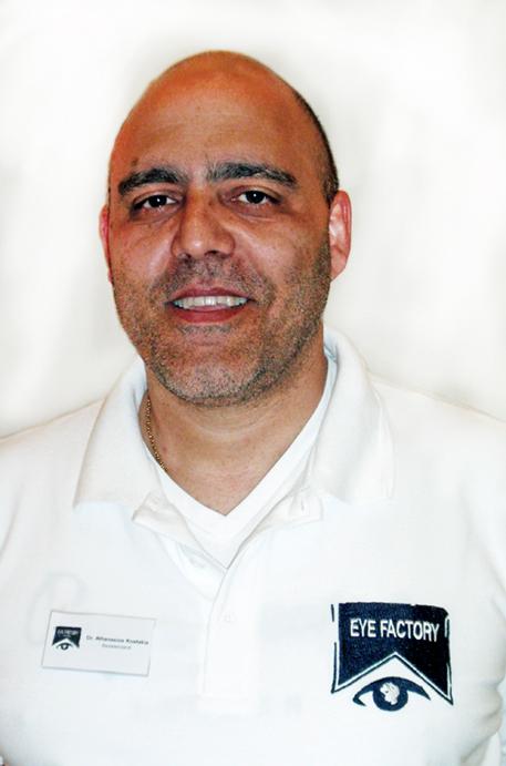 Dr. Athanasios Kostakis
