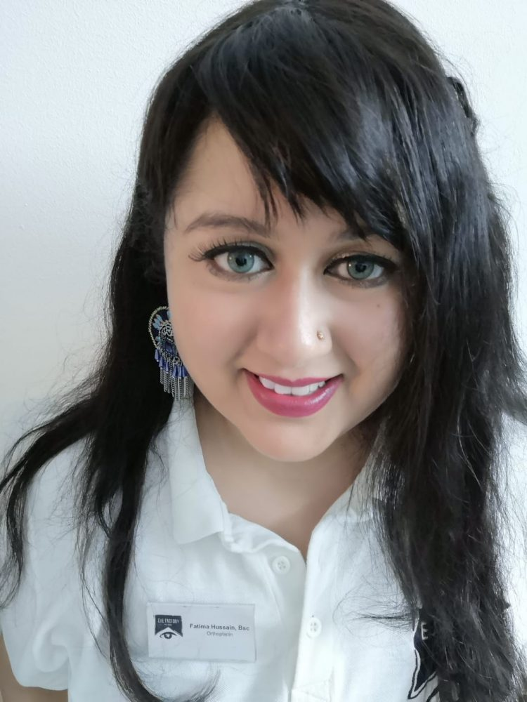 Fatima Hussain, BSc.