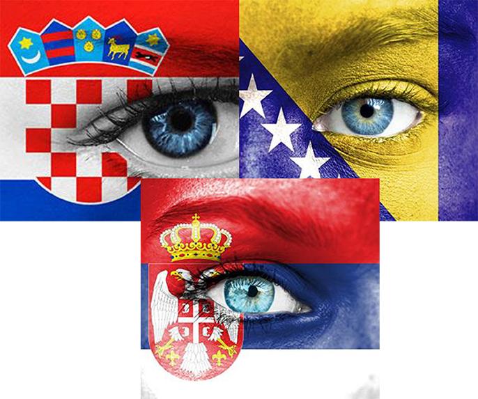 Bosanski, Hrvatski, Srpski