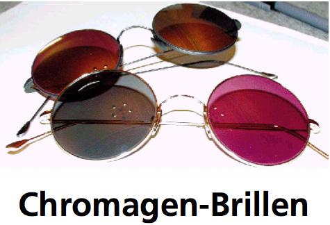 chromagen brillen