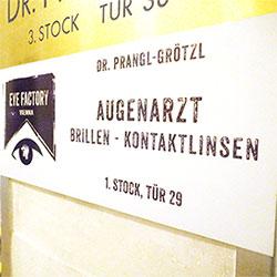 Eye Factory Anfahrt Wegbeschreibung